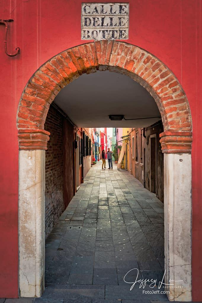 34. Calle Delle Botte, Burano