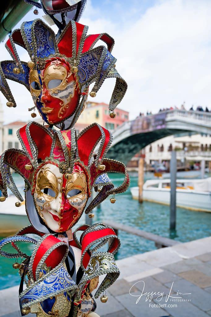 14. Venetian Mask - The Masquerade