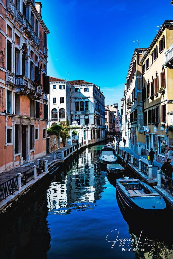 25. Beautiful Venice Canal