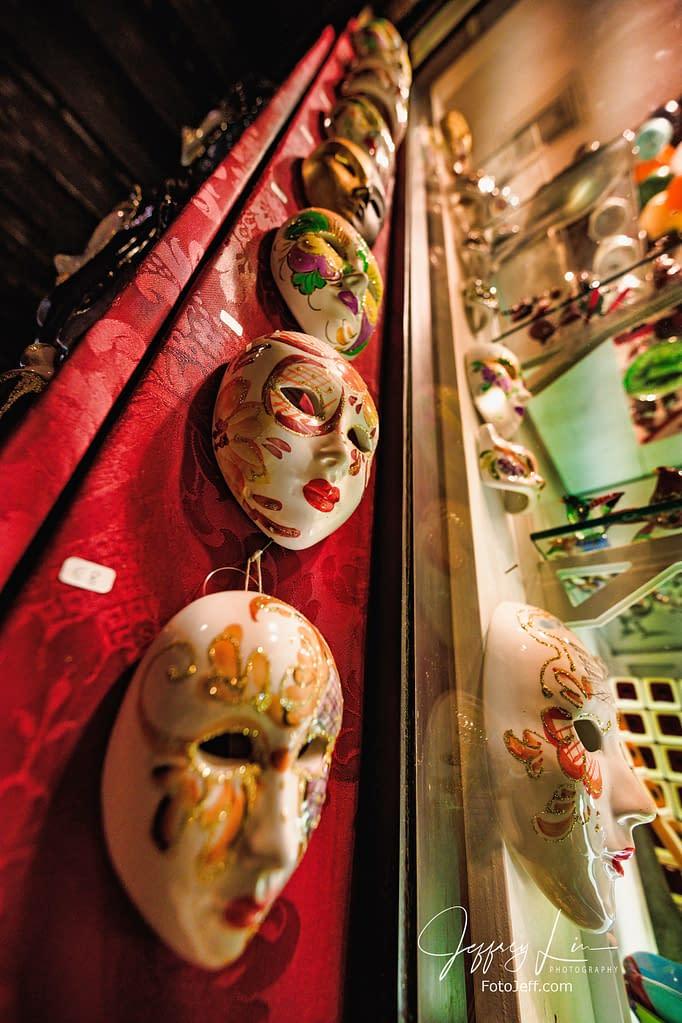 70. Venetian Mask - The Masquerade
