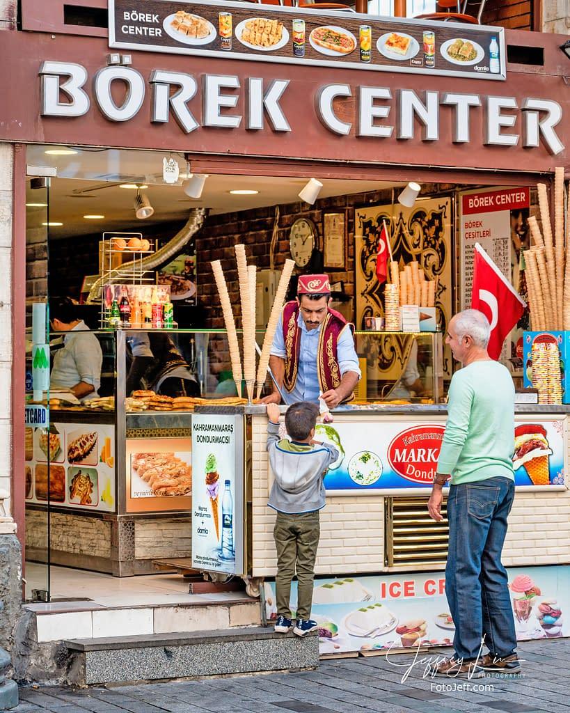 15. Dondurma (or Maraş Ice Cream)
